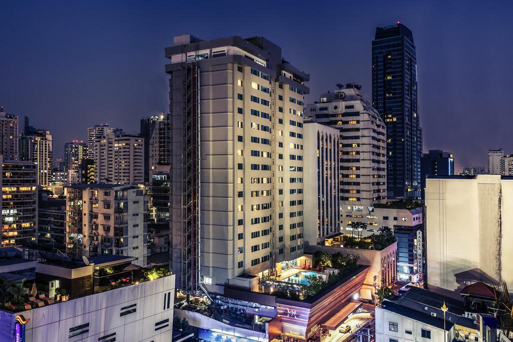 Mercure Bangkok Sukhumvit 11 | Meinhardt - Transforming ...